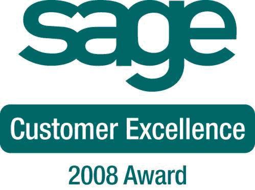 Sage President's Circle Award 2008